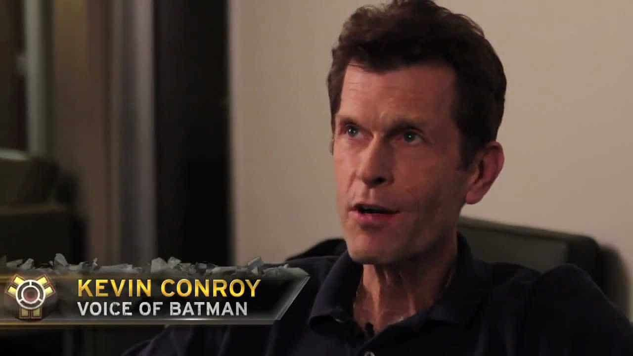 Kevin Conroy DC banner