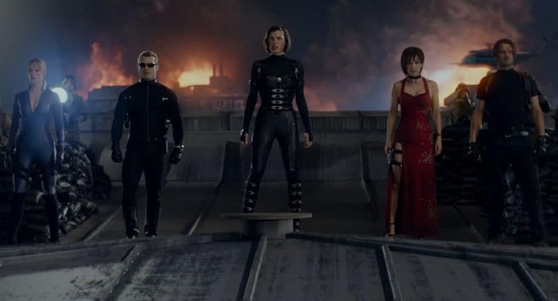 Resident Evil The Final Chapter Movie Clip Alice Awakes: 'Resident Evil: The Final Chapter' Teaser And Trailer Date