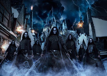 Death Eaters - Harry Potter