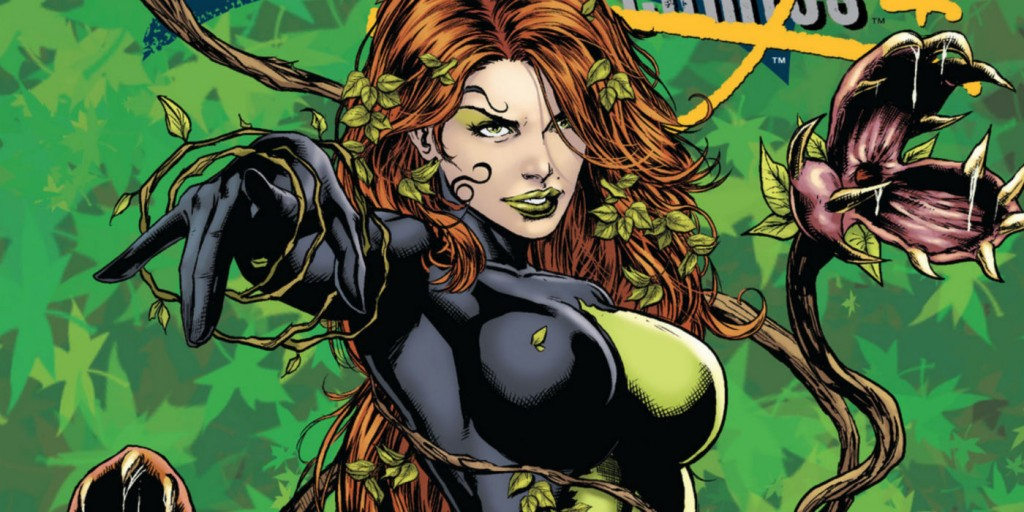 Gotham Poison Ivy banner