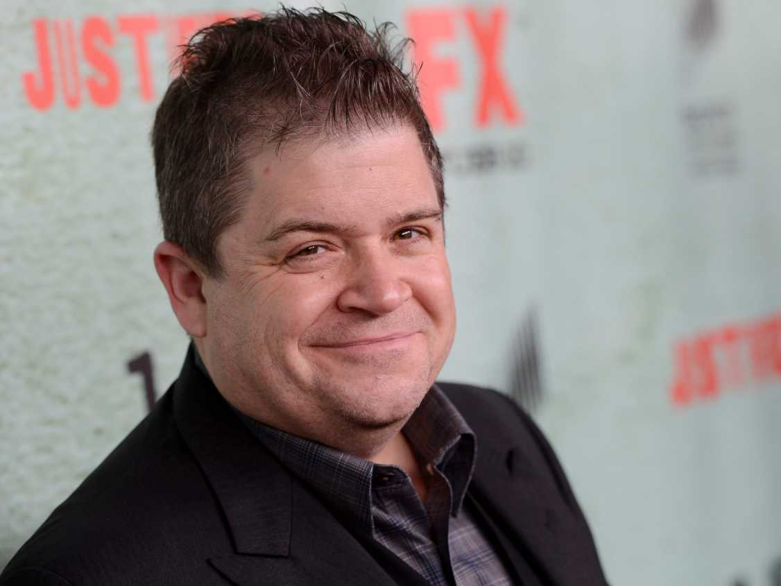 Page 1 Update Patton Oswalt Is Not In Stranger Things