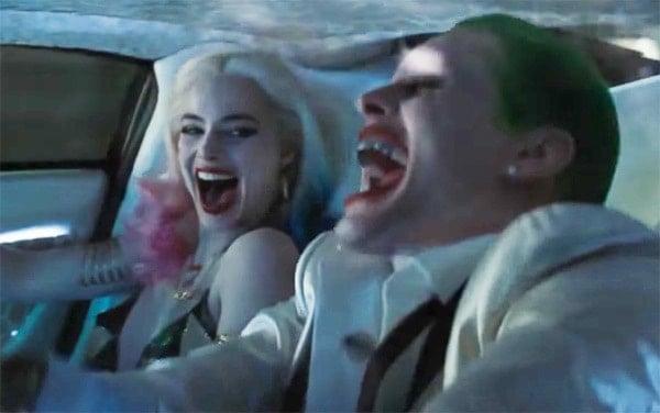 Suicide Squad Joker Harley Quinn