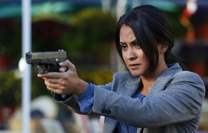 Agents Of Parminder Nagra