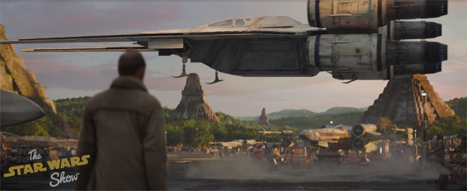 U-Wing Star Wars Rogue One