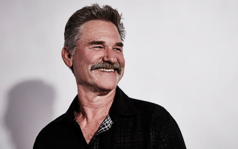 Kurt Russell Talks Abo...