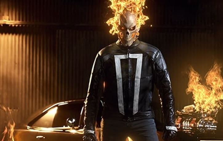 Agents Of S.H.I.E.L.D. ghost-rider