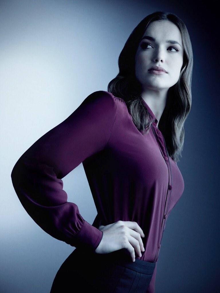 Agents of S.H.I.E.L.D. elizabeth-henstridge