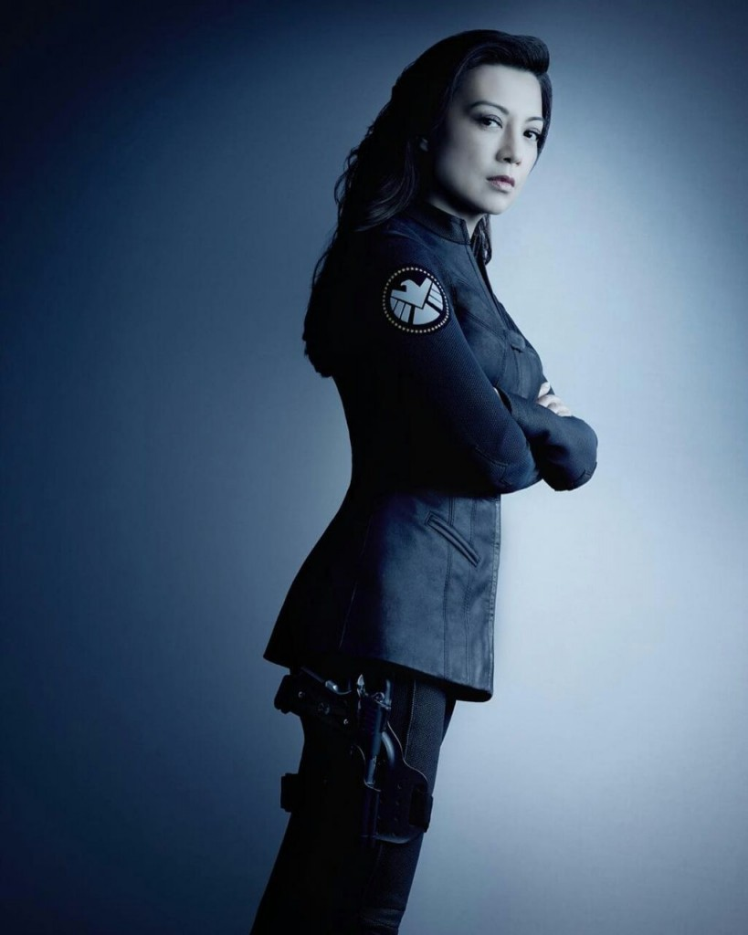 Agents of S.H.I.E.L.D. ming-na-wen