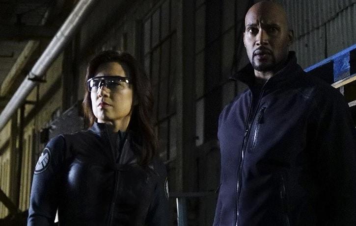 Agents Of S.H.I.E.L.D. premiere-clip