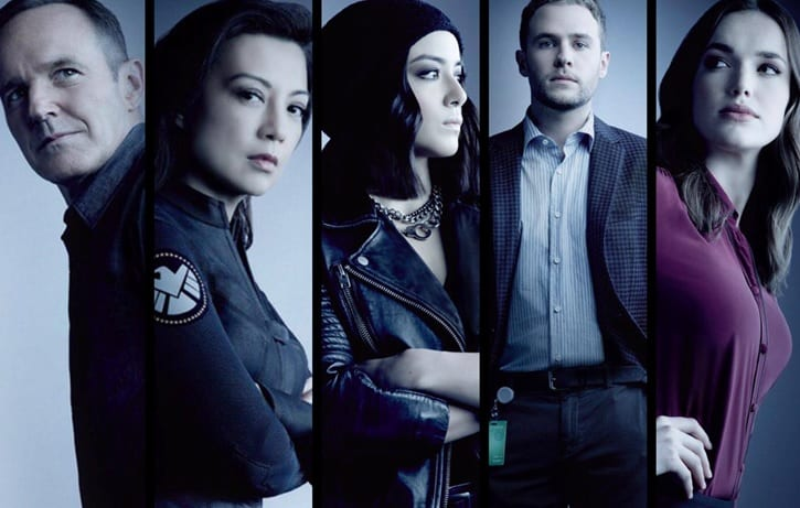 New 'Agents Of S H I E L D ' Season 4 Cast Photos Released