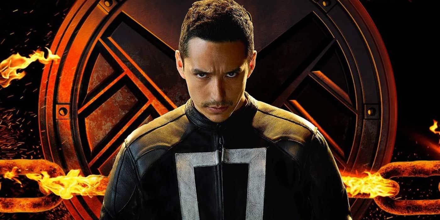 Agents of Shield Ghost Rider Gabriel Luna