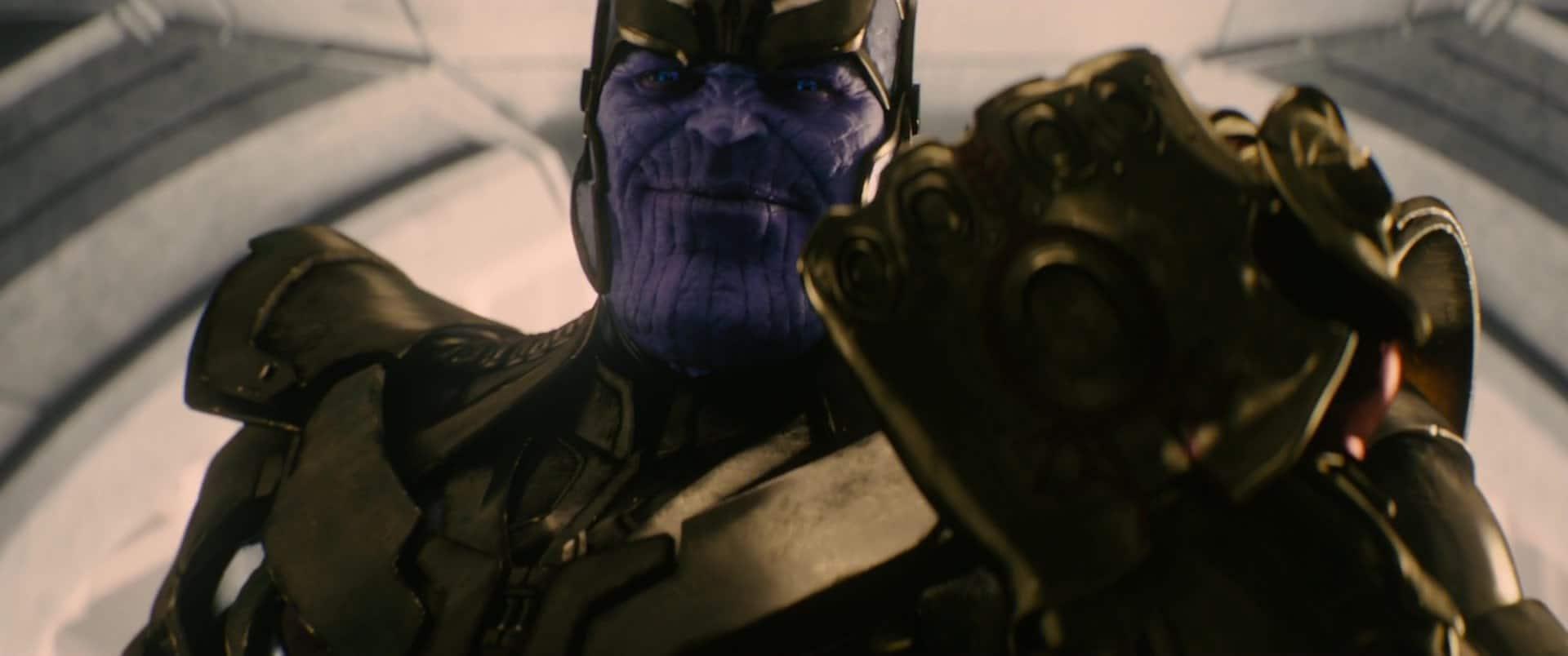 avengers infinity war thanos josh brolin
