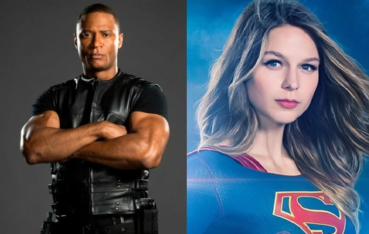 Arrow Diggle Supergirl