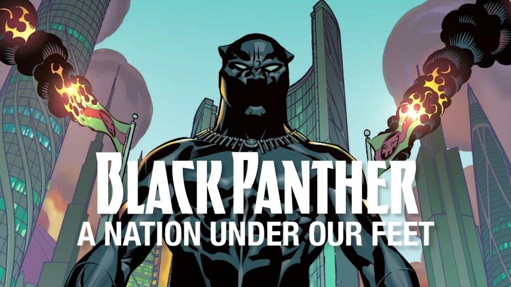 Black Panther, T'challa, Comics, Marvel, Ta-Nehisi Coates