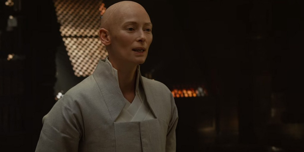 Tilda Swinton's Ancient One