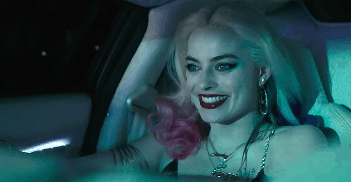 Page 1-Margot Robbie Of 'Suicide Squad' Lets Loose In New