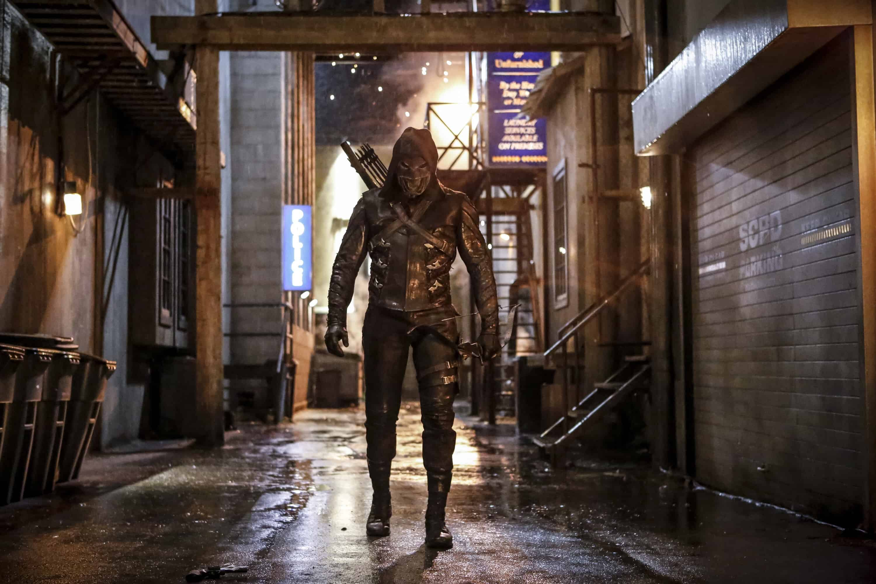 Arrow Prometheus