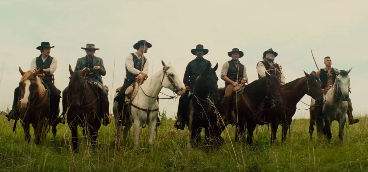Magnificent seven, Review, Movie, Western