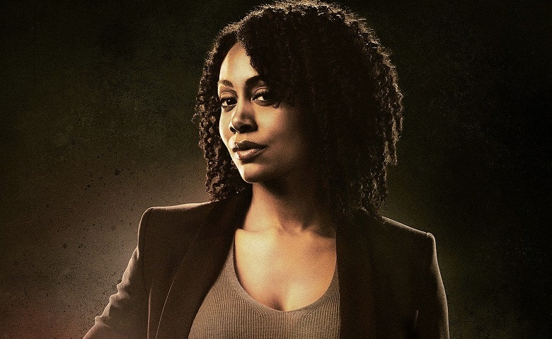 Marvel Luke Cage Misty Knight