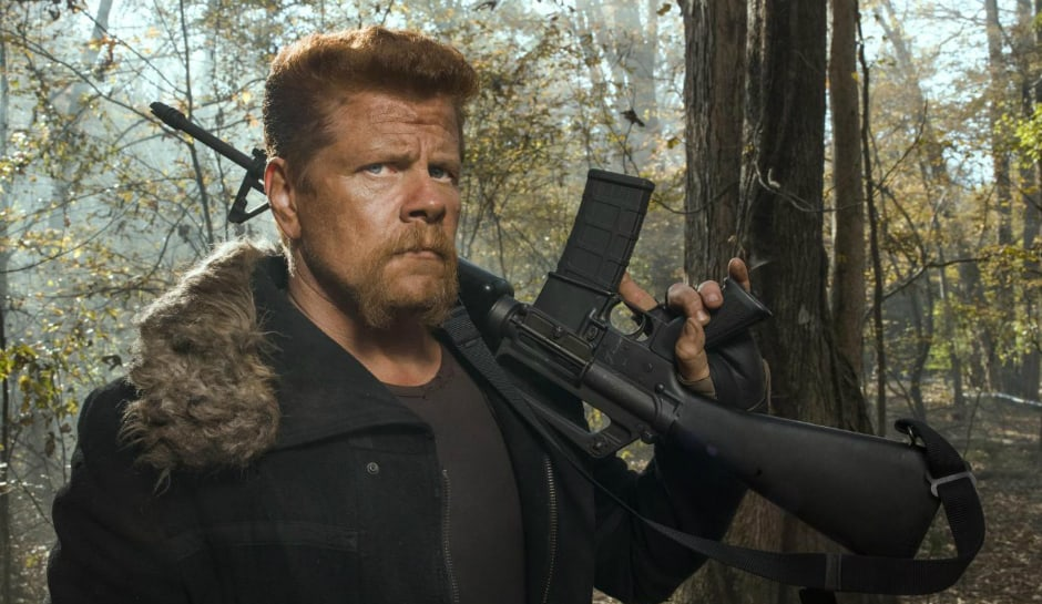 The Walking Dead Michael Cudlitz Abraham Ford
