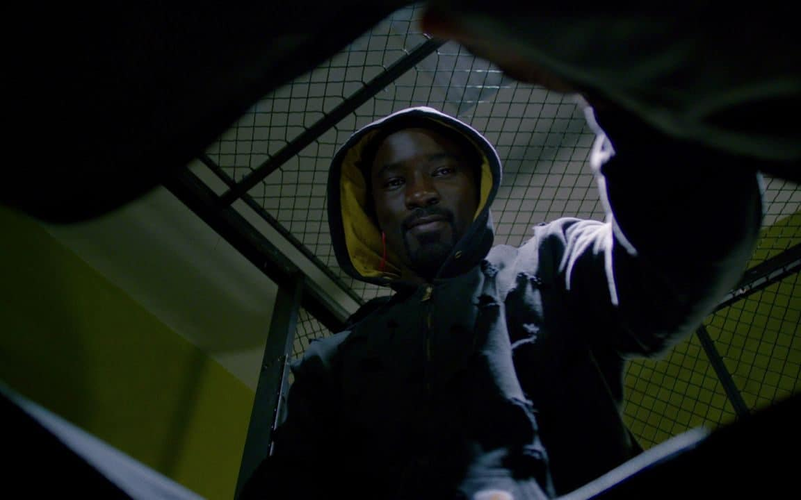 New Luke Cage Photos