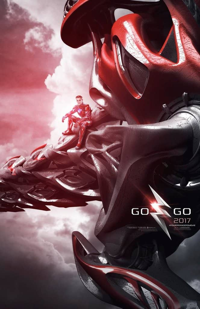 Power Rangers Red Zord