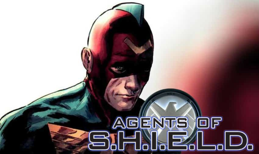 Patriot Agents of SHIELD