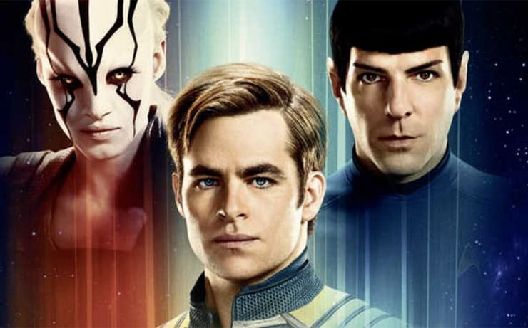 Star Trek Beyond Special Features
