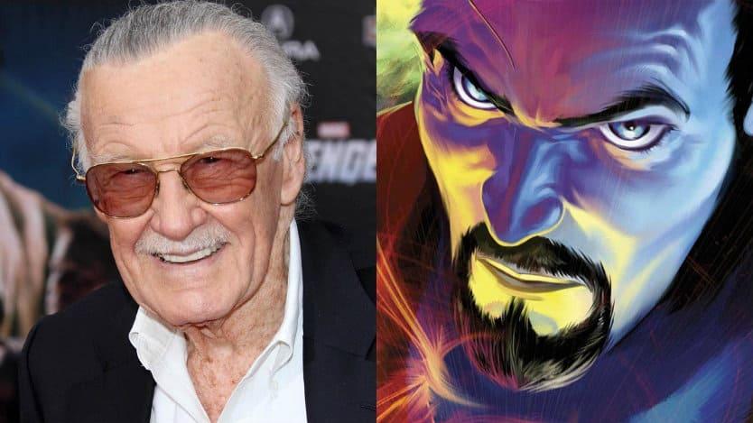 Stan Lee Doctor Strange