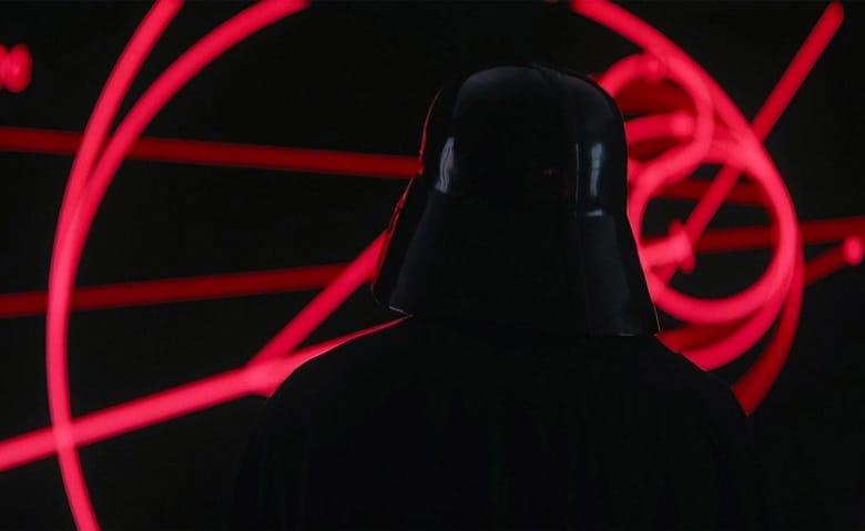 Star Wars Rogue One Darth Vader banner