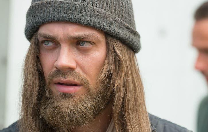 The Walking Dead Jesus