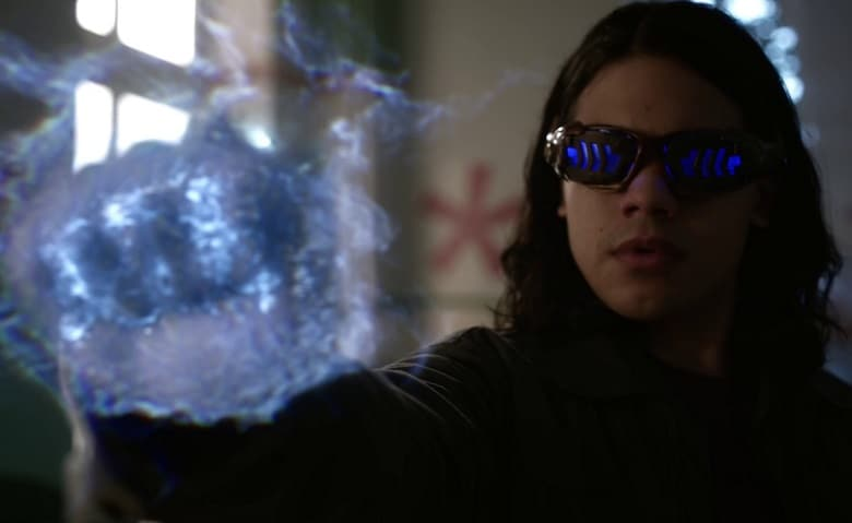 The Flash Carlos Valdes Cisco
