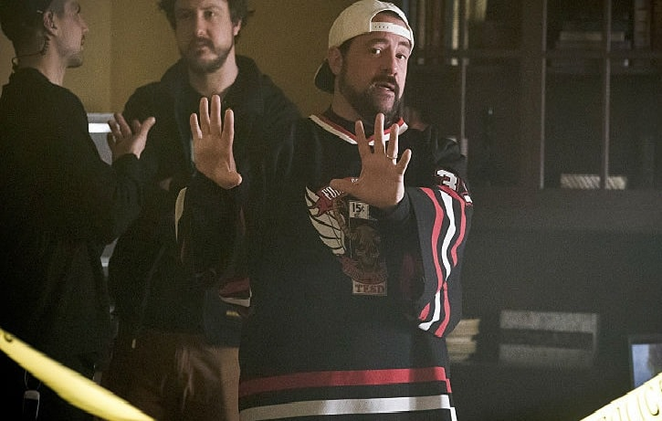 The Flash Kevin Smith