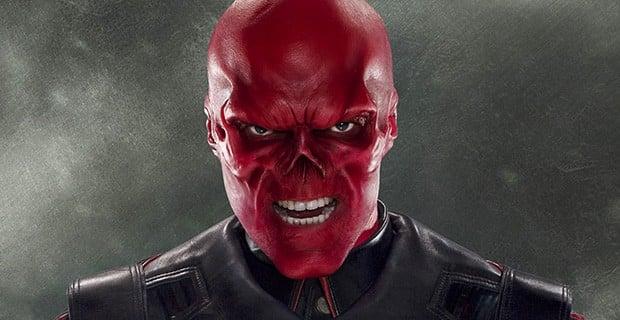 Captain America Red Skull Avengers Endgame