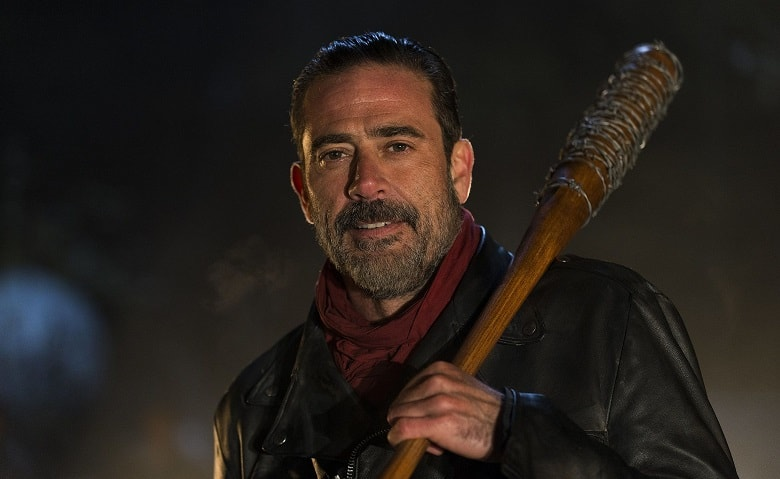 The Walking Dead Jeffrey Dean Morgan Negan