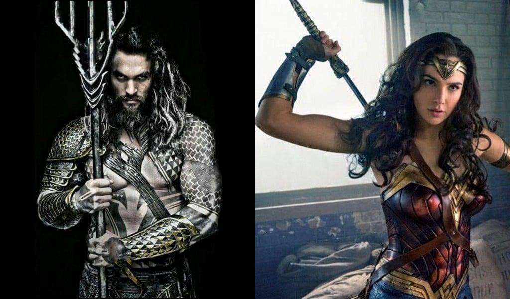 Alternate Aquaman & Wonder Woman Weapon Designs Revealed ...