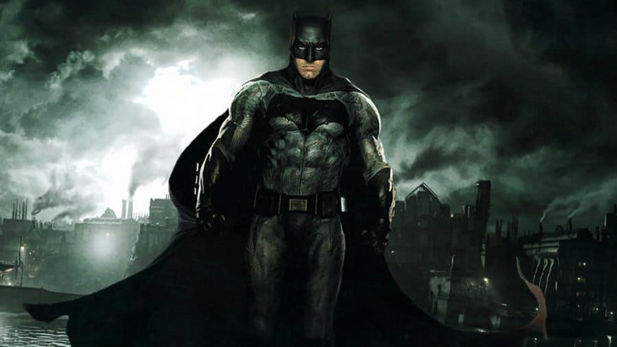 Batman Solo Movie Arkham Asylum