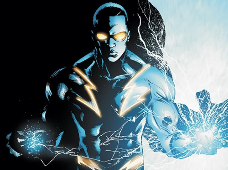 black lightning actor