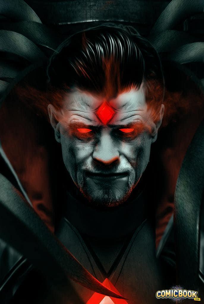 Bryan Cranston Mr. Sinister