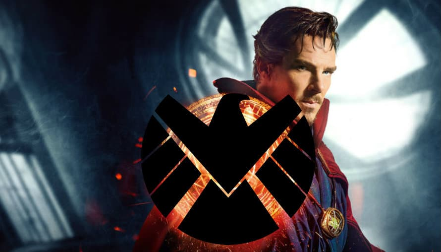 Doctor Strange Agents of S.H.I.E.L.D