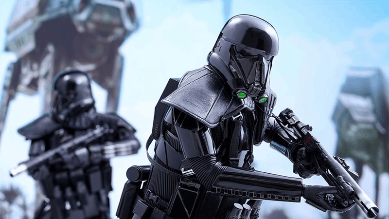 Hot Toys Deathtrooper Rogue One