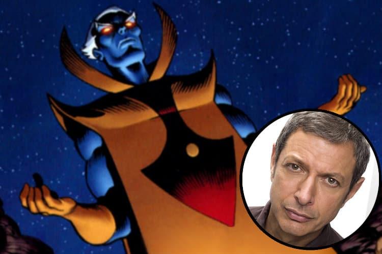 Thor: Ragnarok Grandmaster Jeff Goldblum