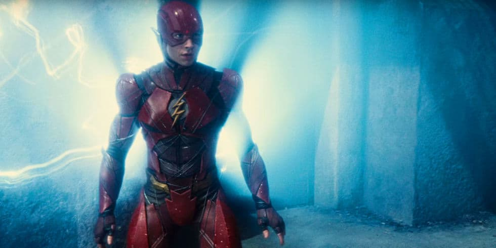 The Flash Justice League