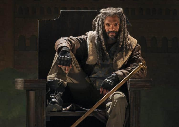 Walking Dead, King Ezekiel