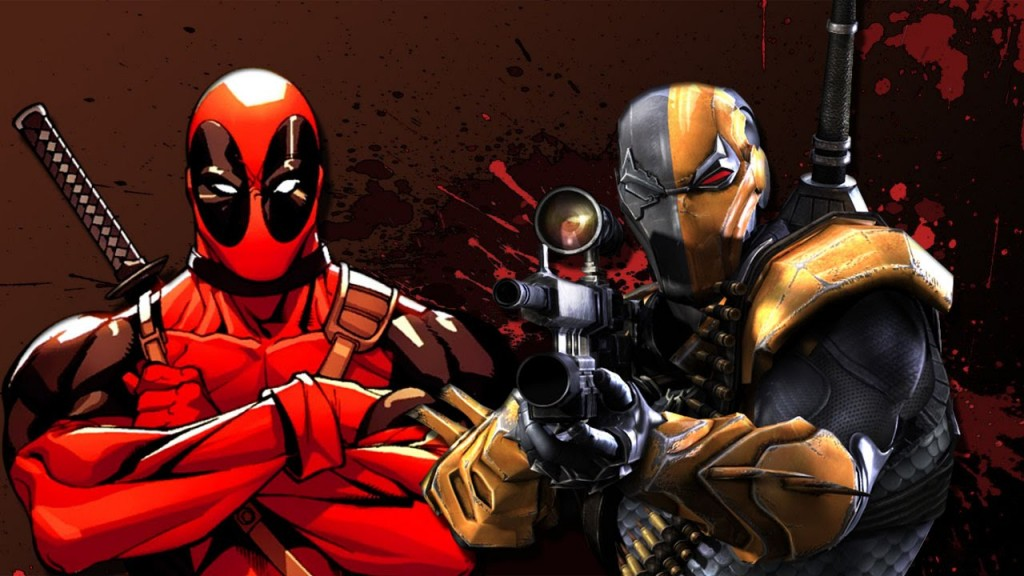 deathstroke deadpool