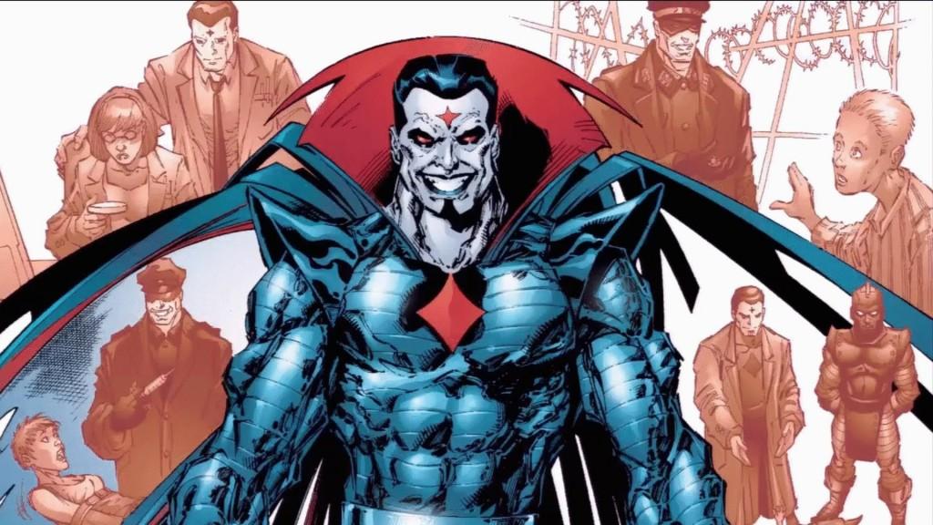 Mr. Sinister, Marvel Comics, Wolverine 3