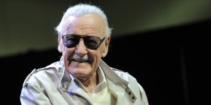 LOS ANGELES, CA - NOVEMBER 02: Comic Book Icon Stan Lee onstage on Day 3 of the Third Annual Stan Lee's Comikaze Expo held at Los Angeles Convention Center on November 2, 2014 in Los Angeles, California. (Photo by Albert L. Ortega/Getty Images)