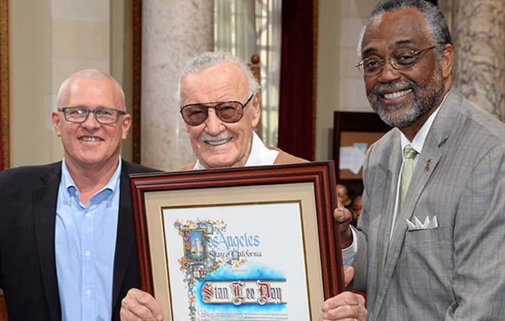 Stan Lee Day