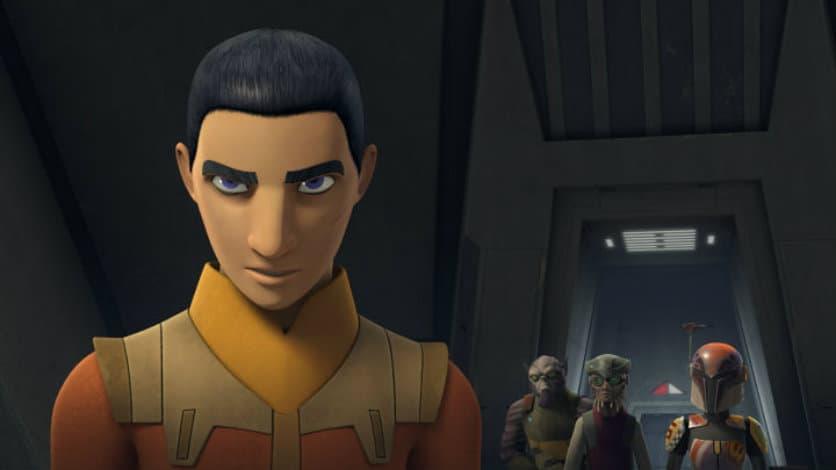 Star Wars: Rebels Ezra