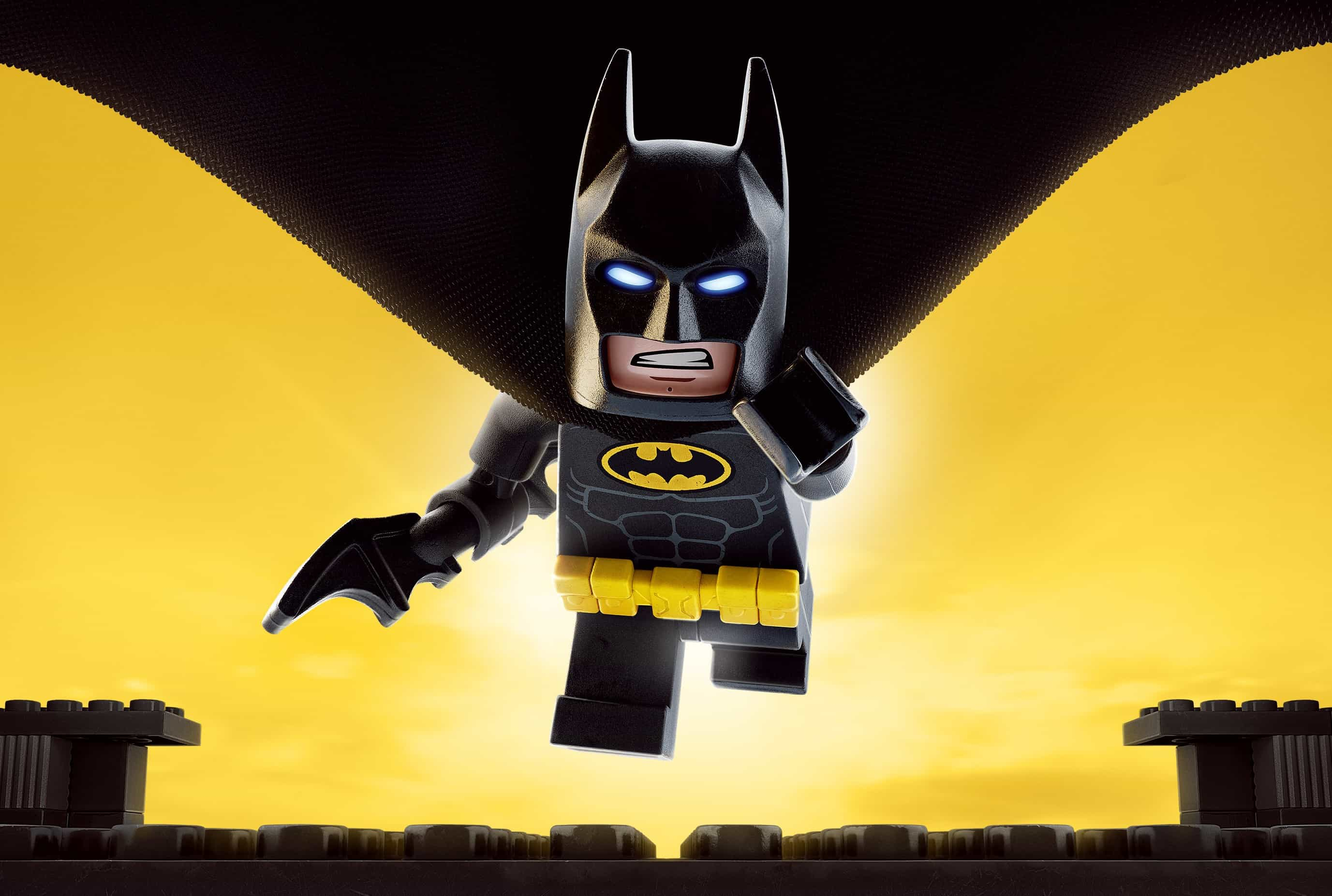6 New Character Posters For u2018The LEGO Batman Movieu2019 Released